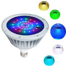 Do You Have To Drain Pool To Change Light Bulb Amazon Com Britestars Waterproof Led Pool Light Bulb 12v