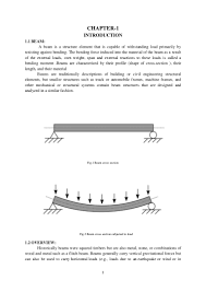 Rcc Cantilever Beam Design Example Design And Analysis Of Cantilever Beam