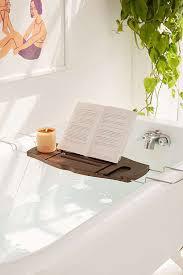 umbra me time bamboo bath tray caddy bathroom storage popsugar umbra bamboo bath caddy