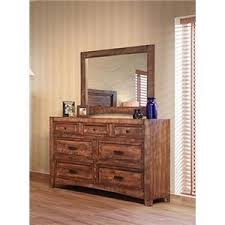 Bedroom. International Furniture Direct Porto 7 Drawer Dresser U0026 Mirror