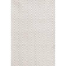 diamond platinumwhite indooroutdoor rug  dash  albert