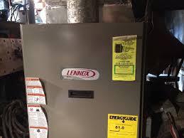 lennox oil furnace. service a lennox oil furnace