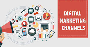 Marketing Channels Introduction To Digital Marketing Channels For Your Business
