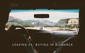 Lease Vs Buy A New Car Leasing Vs Buying A Vehicle In Bismarck