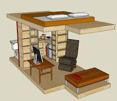 Inside Tiny Houses Google Sketchup Tiny House Designs