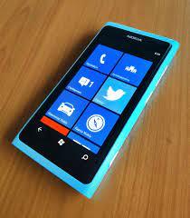 Ambos também podem receber o windows 10 e, por isso, não há como. Nokia Lumia 800 Wikipedia