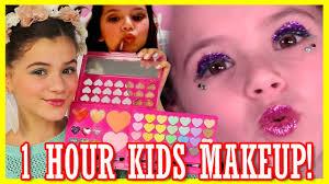 1 hour of makeup tutorials for kids pilation video kittiesmama