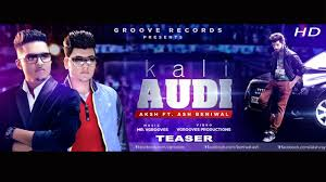 kali audi teaser hvi song aksh ash beniwal mr vgrooves