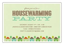 Cool Free Printable Housewarming Party Invitation Templates