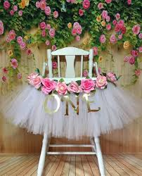 high chair tutu highchair tutu skirt pink and white highchair tutu highchair skirt