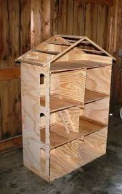 inexpensive dollhouse furniture. DIY Doll House For Barbie - Very Inexpensive To Make (link Tutorial) @ Dollhouse Furniture O