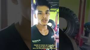 Prakash Pradhan Is Coming For POF Calisthenics Championship, 2019 (Read the  Description below) - YouTube