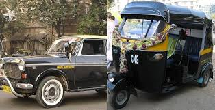 Mumbai Taxi Fare Chart 2017 Latest Mumbai Auto Rickshaw And Taxi Fare Card Tariff Card