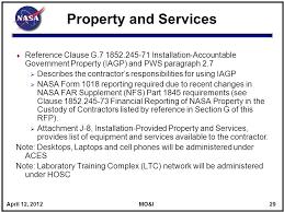 nasa form 1018 national aeronautics and space administration george c marshall