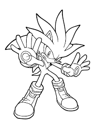 Small Picture Sonic Sonic Coloring PagesSonicPrintable Coloring Pages Free
