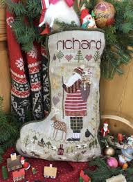 Cross Stitch Stocking Patterns Fascinating Christmas Stockings Cross Stitch Patterns Kits 48Stitch