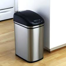 30 gallon kitchen trash can image of gallon kitchen trash can stainless steel