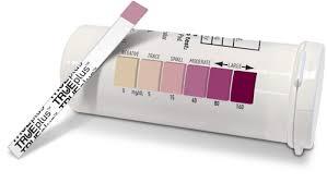 True Plus Ketone Test Strips Color Chart Trueplus Ketone Test Strips Trividia Health
