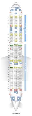 Seatguru Seat Map Qatar Airways Boeing 777 200lr 77l