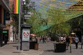 Gay village montreal map