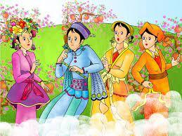 Cổ tích bốn mùa - Cổ tích Việt Nam