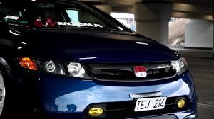 Honda Civic SI Mugen + BBS 17 - YouTube
