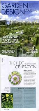 Small Picture News Press Darren Rudge Landscape Garden Designer