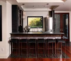 Home Basement Bars Modern Basement Bar Designs Home Bar Contemporary With Tile Floor