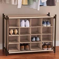 organizer target closet shoe rack