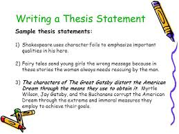 writing an analytical essay ppt video online  writing a thesis statement