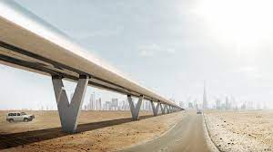 hyperloop company plans high sd link
