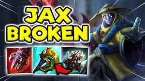 League of Legends (Season 11 Jax Guide ...