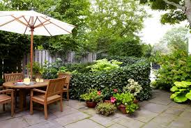 Garden Designs For Small Gardens Ideas