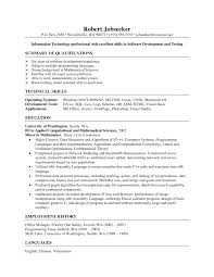 Resume Software Engineer Objective Statement Amazon For Civil