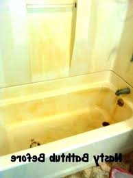 remove rust stains from tile removing rust from bathtub remove rust from bathtub exquisite designs at remove rust stains