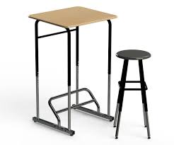 standing desks in schools help kids lose weight and improve with regard to brilliant home standing student desk remodel