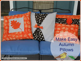 How To Make Easy Pillow Covers