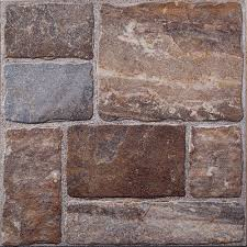 Cobblestone Kitchen Floor Cobblestone Ii 20 In X 20 In Ceramic Floor Tile 9658 The Home
