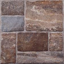 Cobblestone Kitchen Floor Cobblestone Ii 20 In X 20 In Ceramic Floor Tile 9658 The Home