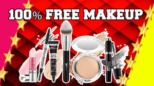 2019 get access to 100 free makeup sle kits no catch no surveys by mail