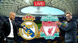 ถ่ายทอดสดฟุตบอล ลิเวอร์พูล VS เรอัล มาดริด Liverpool vs Real Madrid#วันที่  14/04/2021 - YouTube