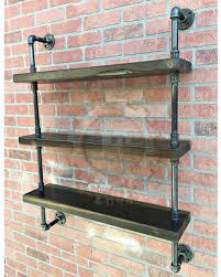 Steampunk Shelf, Industrial shelves, Wall Shelves, industrial shelf, pipe  shelf,,