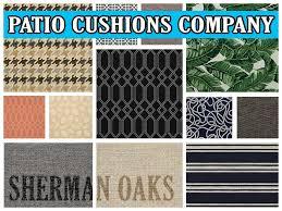Patio Cushions Sherman Oaks CA Replacement Cushions Slipcovers