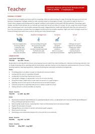resume teacher assistant no experience for teachers job mail  resume