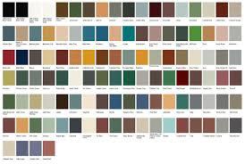 Superdec Colour Chart Sadolins Superdec Colour Chart 2019