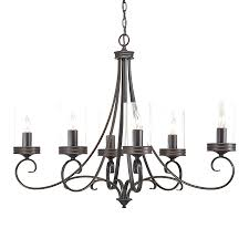 full size of portfolio kingsmere 2112 in 3 light oil rubbed bronze craftsman alabaster glass shaded