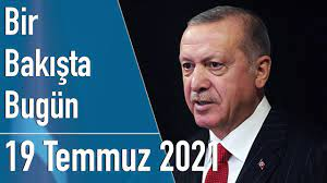 Türkiye ve dünya gündeminde neler oldu? İşte Bir Bakışta Bugün