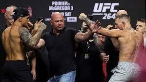 UFC 264 Results: Poirier vs. McGregor 3 - MMA Fighting
