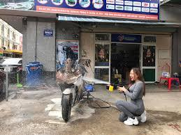Xem ngay! Máy rửa xe mini gia đình giá rẻ - Thiết Bị Rửa Xe & Chăm Sóc Xe