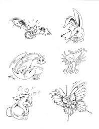 эскизы разной тематики для тату 1 татуировки Tattoo